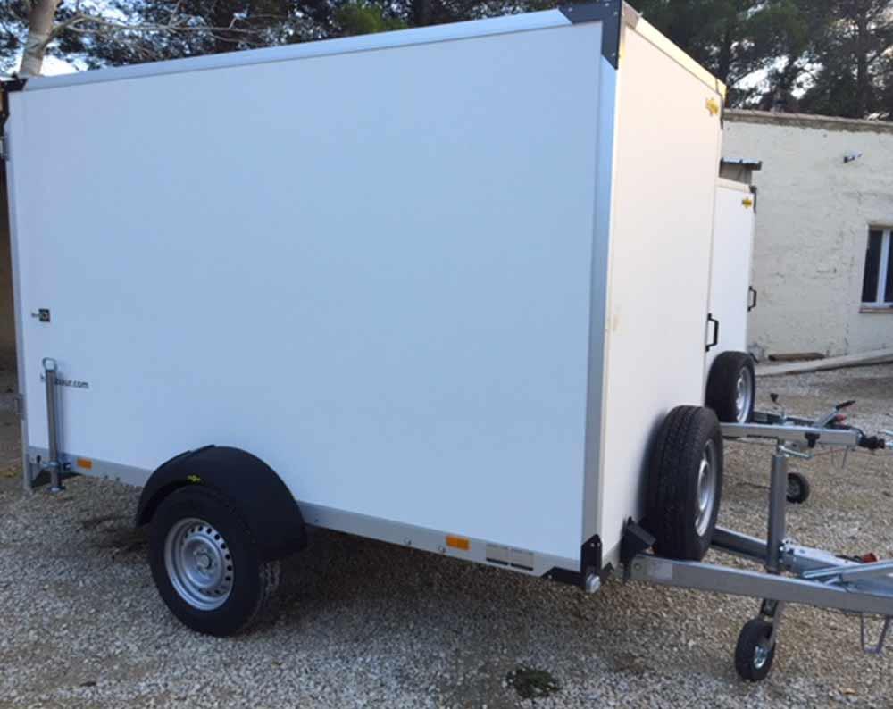 FM LOCATION REMORQUE :Remorque porte voiture 3500kg-1