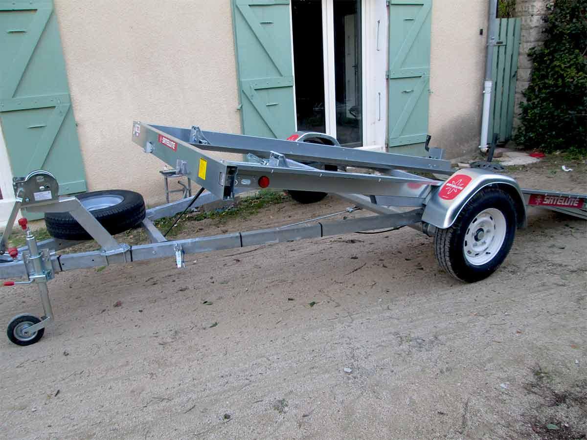 FM LOCATION REMORQUE : Remorque porte voiture 1600kg